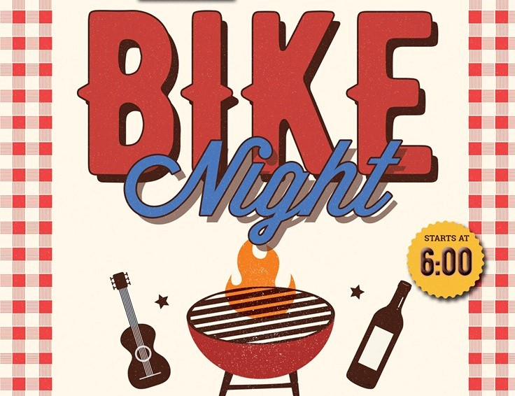 Bike Night with Nervous Vurn & the Cellmates